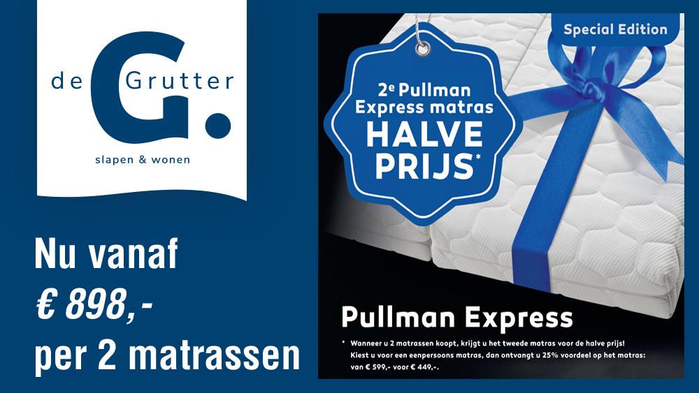Pullman Express Matras